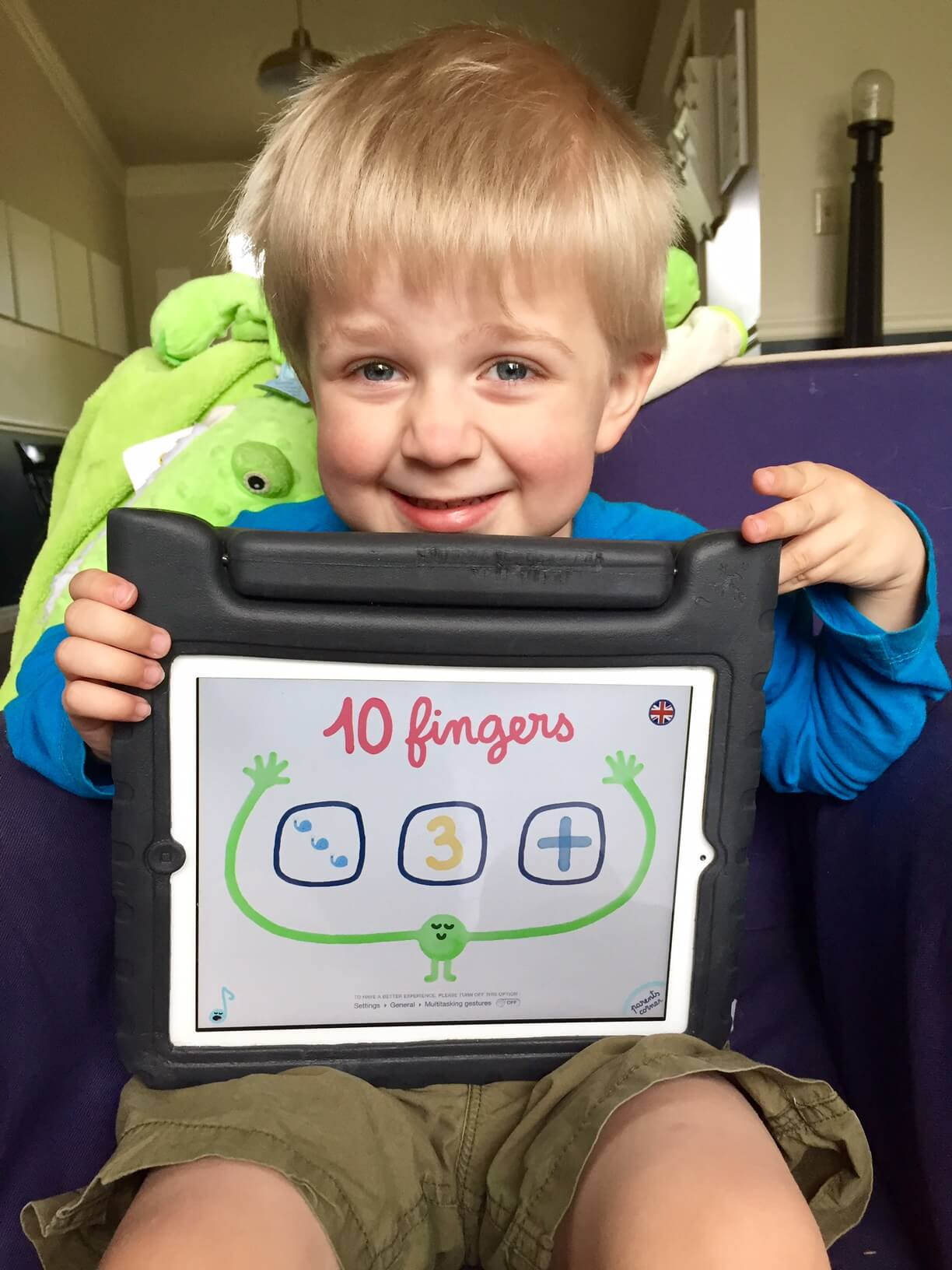 Ten Fingers+ and Up to 100 App Review