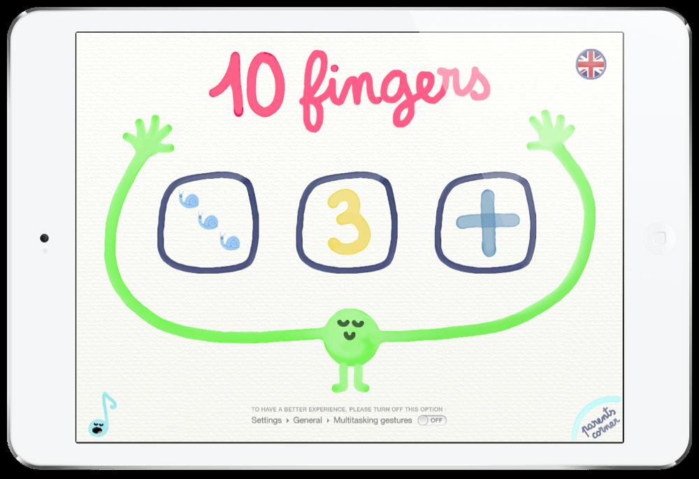 10 Fingers + App Review